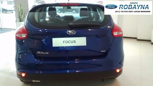 robayna | ford focus se 2.0 5p kinetic design año 2018 0 km