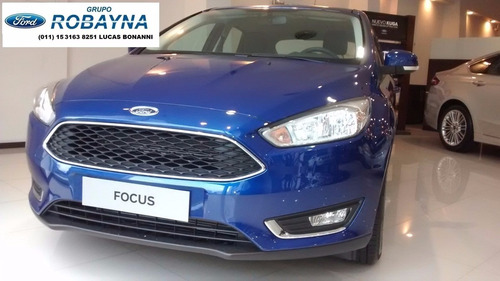 robayna | ford focus se 2.0 duratec 0 km 2017