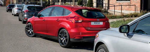 robayna | ford focus se plus 2.0 2018 4p at powershift 0 km