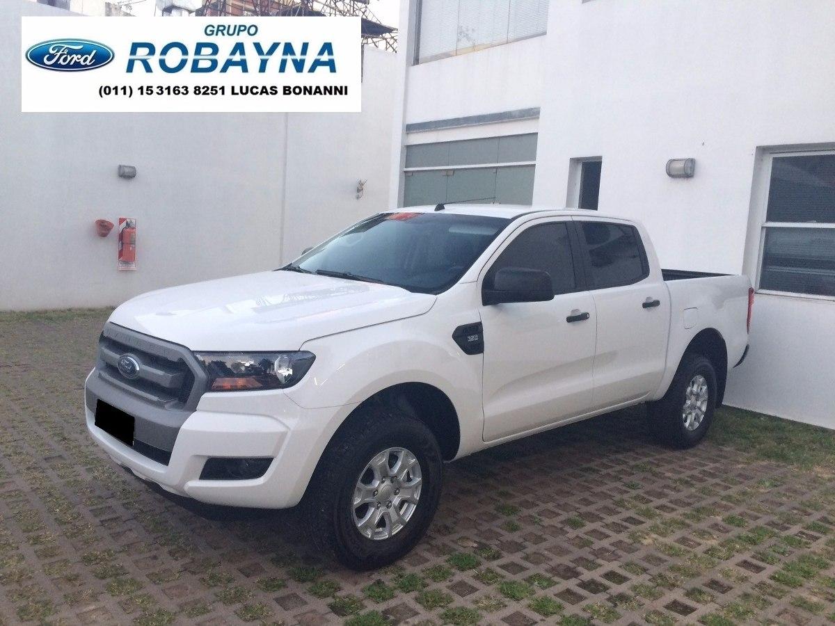 Foto Cabina Mercadolibre : Robayna ford ranger doble cabina xls km at