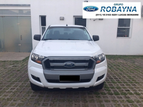 robayna | ford ranger doble cabina 3.2 4x2 xls 0 km at 2018