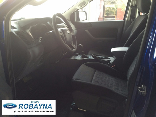 robayna | ford ranger doble cabina 3.2 4x2 xls 0 km at 2018
