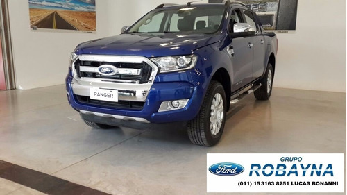 robayna | ford ranger limited 3.2 4x4 at 0 km año 2018