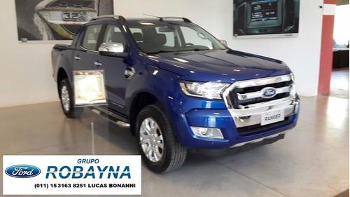 robayna | ford ranger limited 3.2 4x4 at 0 km cabina doble