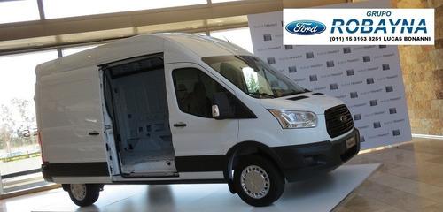 robayna | ford transit furgon 350m 2.2l 125cv 0km contado