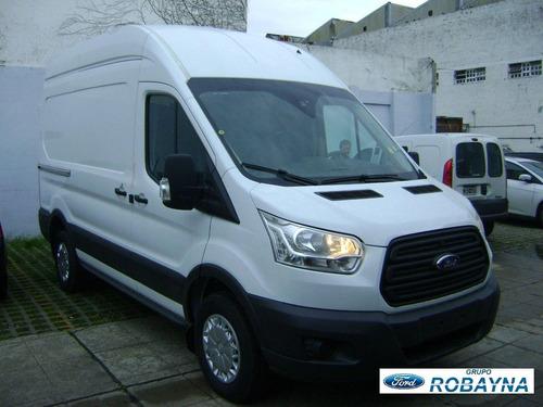 robayna   furgon transit 350m ford  2.2l 125cv 0 km 2018