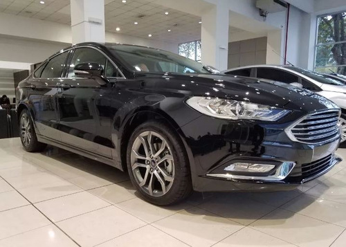robayna | mondeo 2.0 sel ford ecoboost km 0 2018 negro