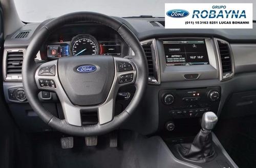 robayna | nueva ford ranger xlt 3.2 4x4 año 2018 0 km