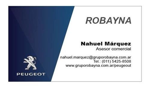 robayna   peugeot 301 allure 1.6 hdi año 2017 gris