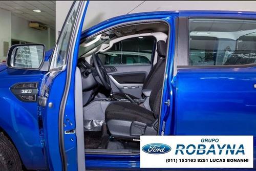 robayna   ranger 3.2 ford xls manual tdci 4x4 2018 4x4 0 km