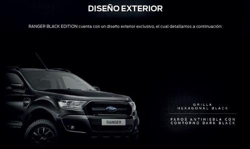 robayna   ranger black ford 0 km edition negro 2018 at