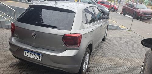 robayna volkswagen polo 1.6 confortline msi año 2018 gris