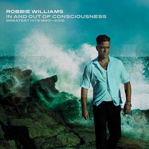 robbie williams - greatest hits 1990-2010  cd doble promo!!!