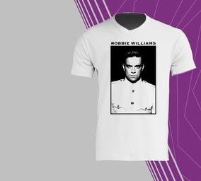 Hombre Y Para Mujer Robbie Williams Playeras rWCBodxe