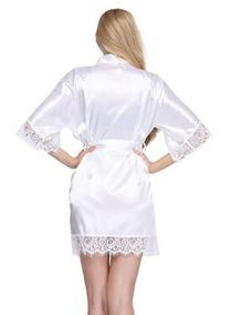 572d27c2d7b0fd Robe Sem Bordado Robi Roby Roupão Com Renda #midoranoiva
