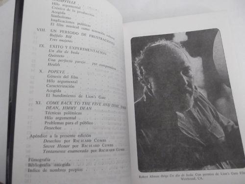 robert altman por gerard plecki director de cine nuevo