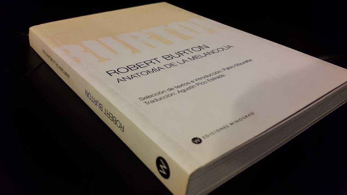 Moderno Burton Anatomía De La Melancolía Inspiración - Anatomía de ...