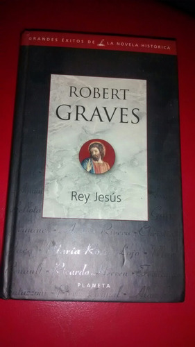 robert graves rey jesus tapa dura