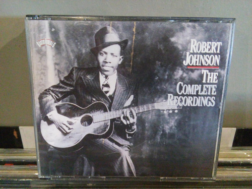 robert johnson cd duplo the complete recordings
