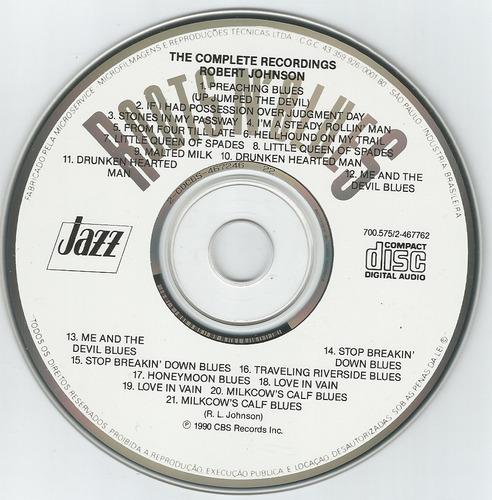robert johnson  - the complete recordings  - disco 2