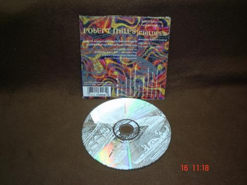 robert miles - cd single - children