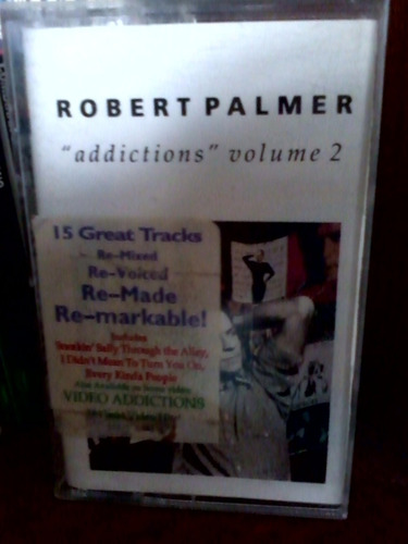 robert palmer - addictions vol. 2