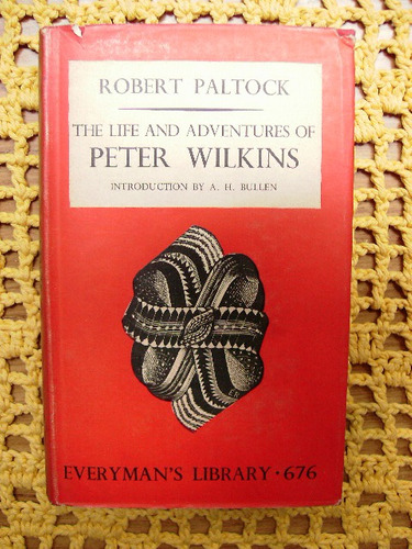 robert paltock - the life and adventures of peter wilkins