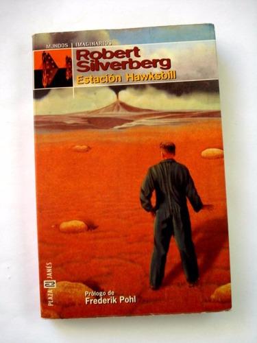 robert silverberg, estación hawksbill - l11