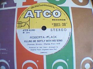 roberta flack - compacto - 1973