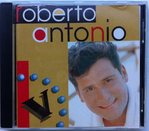 roberto antonio v. cd original, nuevo