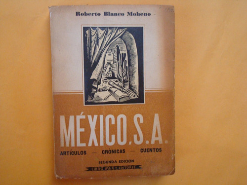 roberto blanco moheno, méxico, s.a, costa-amic, méxico, 1958