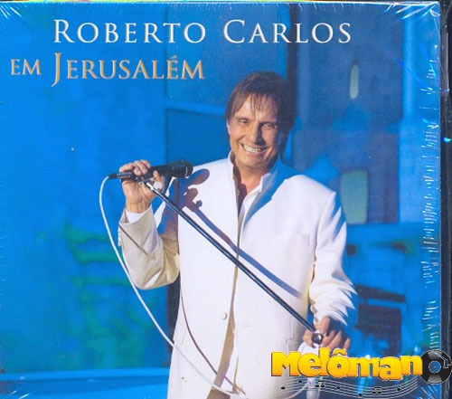 roberto carlos 2012 em jerusalém cd cd duplo digipack