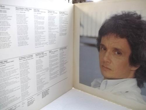 roberto carlos capa de abriri lp 1983 frete 20,00