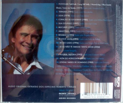 roberto carlos - duetos - cdpromo nacional