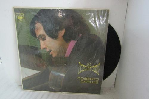 roberto carlos el inimitable  vinyl lp hecho en colombia
