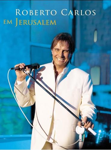 roberto carlos em jerusalém - dvd