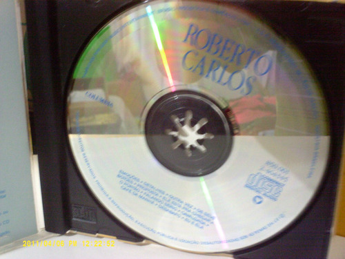 roberto carlos - emoções - cd excelente