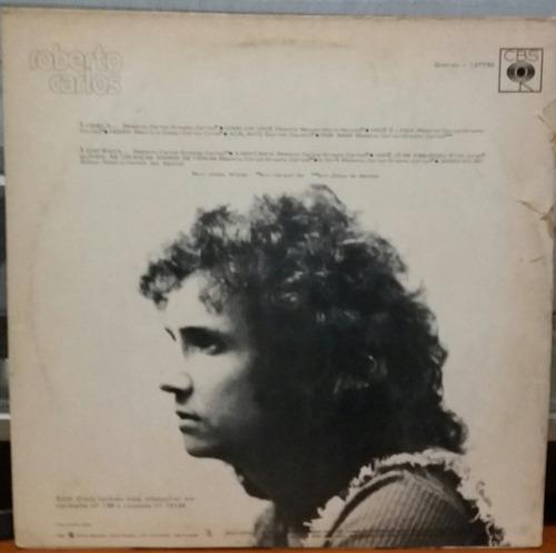 roberto carlos  à janela... à distância ... 1972 (lp)