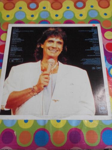 roberto carlos lp ao vivo 1988. edicion para coleccionistas.