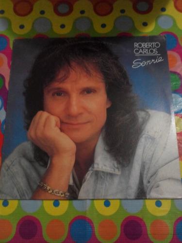 roberto carlos lp sonrie 1989