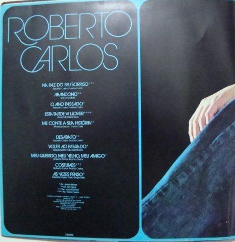 roberto carlos - roberto carlos - 1979