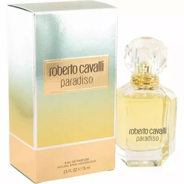 b0123ce949251 Roberto Cavalli Feminino Paradiso Eau De Parfum 75ml - R  279