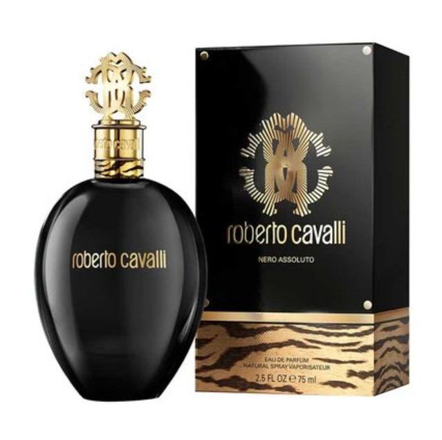 c0fcf0d28d6c5 Roberto Cavalli Nero Assoluto Edp 50ml - R  229