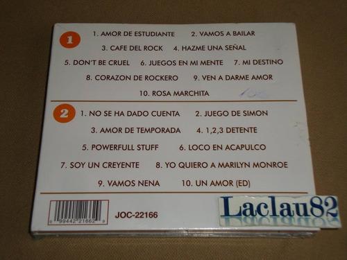 roberto jordan amor estudiante orfeon 2 cds nuevo