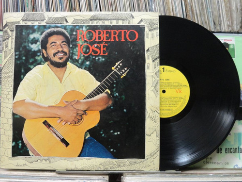 roberto josé lp rca vik 1985 stereo