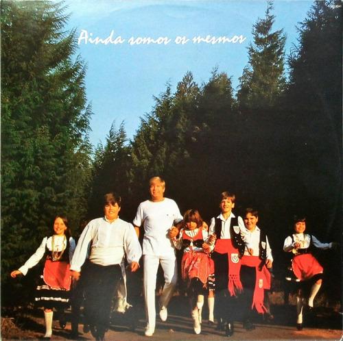 roberto leal lp 1985 dá cá um beijo + encarte 15920