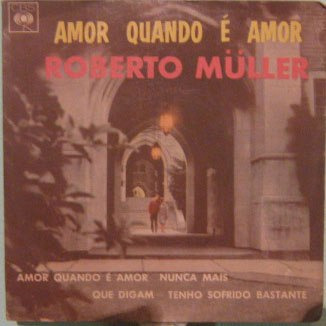 roberto müller - roberto müller - 1966 compacto