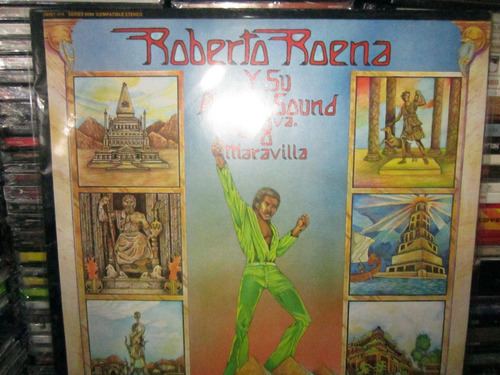 roberto roena y su apollo sound salsa con clase lp impecable