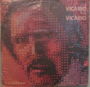 roberto vicario - vicario desde vicario -1972 - lp importado
