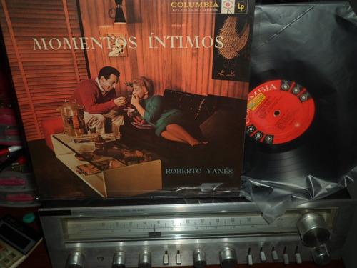 roberto yanes -momentos íntimos